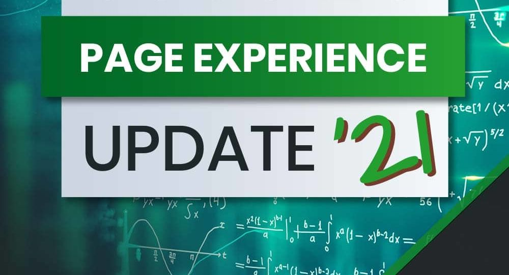 Google Page Experience Algorithm Update | May 2021